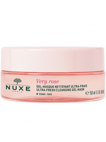 Нюкс Гель-маска для лица Очищающая 150 мл Nuxe Very Rose (052201)