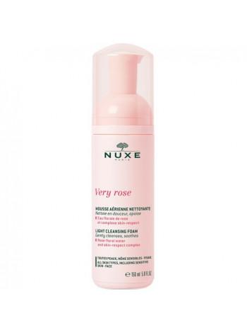 Нюкс Пенка для лица Очищающая 150 мл Nuxe Very Rose (052501)