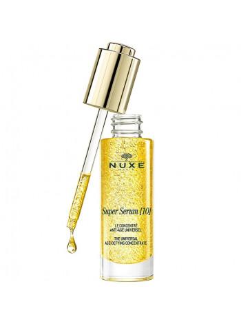 Нюкс Сыворотка для лица Антивозрастная 30 мл Nuxe Super Serum (10) The Universal Age-defying Concentrate (VN055902)