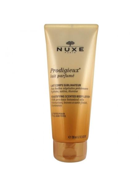 Нюкс Продижьез Молочко для тела парфюмированное 200 мл Prodigieux Nuxe
