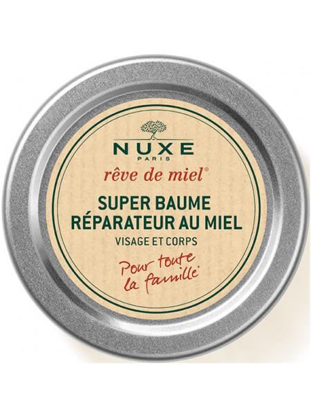 Нюкс Рэв де Мьель Супербальзам с медом восстанавливающий 40 мл Reve de Miel Nuxe