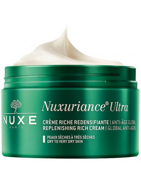 Нюкс Нюксурьянс Ультра Крем для лица дневной укрепляющий 50 мл Nuxe Nuxuriance Ultra