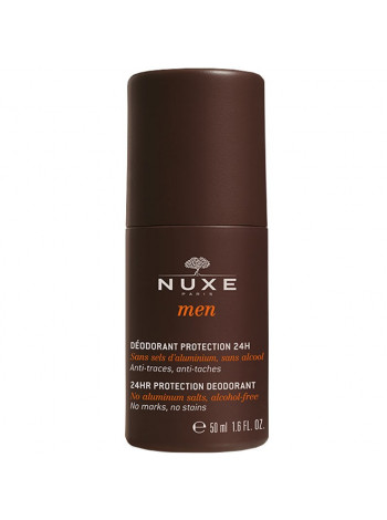 Nuxe Men Deodorant Protection 24H 50 мл