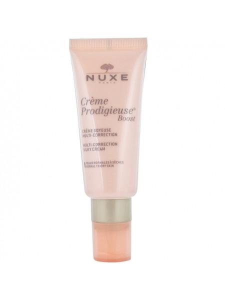 Нюкс Продижьез Буст Крем для лица Мультикорректирующий 40 мл Nuxe Creme Prodigieux Boost Creme Multi-correction