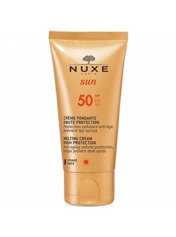 Нюкс Сан Крем для лица с высокой степенью защиты SPF50 50 мл